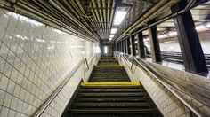 21 eerie photos of the empty NYC subway | Things to Do | reviews, guides, things to do, film - Time Out New York