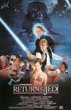 After rescuing Han Solo from the palace of Jabba the Hutt, the Rebels attempt to destroy the Second Death Star, while Luke Skywalker tries to bring his father back to the Light Side of the Force.