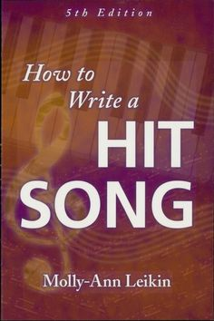 "Read ""How to Write a Hit Song"" by Molly-Ann Leikin available from Rakuten Kobo. Covering all the essentials of craft and marketing for launching and sustaining a long, successful writing career, this . Hindi Old Songs, Rock Songs, Online Music Stores, Learning To Write, Country Songs, Hit Songs, Tv Commercials, Paperback Books, My Music"