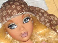 Hanging Out My Scene Barbie Doll with CD ROM MIB 2003 | eBay