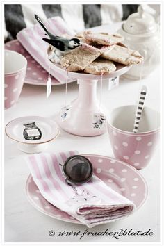 Frau Herzblut / Tea Time