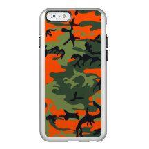 Hunter's Camouflage Incipio Feather® Shine iPhone 6 Case