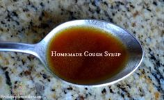 Grandma's Homemade Cough Syrup