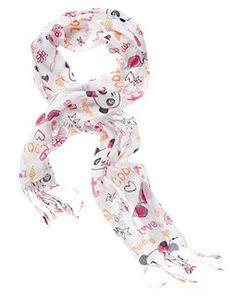 Doodle Art scarf
