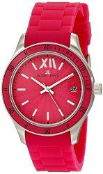 Jacques Lemans Women's 1-1623I Rome Sports Sport Analog with Silicone Strap Watch