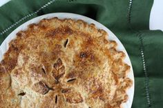 Since we're talking about pie.      Or, wait. Was that just us? Were you there? Were we not just t...