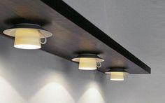 Decofilia te muestra ejemplos de lámparas originales para la iluminación interior. Opciones modernas y divertidas que seguro no dejan a nadie indiferente.