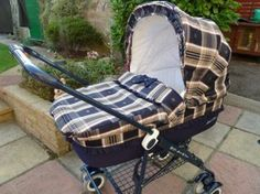 Pram and Pushchair Combination by Mamas and Papas Vintage Pram, Prams And Pushchairs, Baby Prams, Mamas And Papas, Childhood Memories, Baby Strollers, Modern, Stroller Bag, Trendy Tree