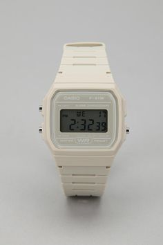 CASIO Neon Core Digital Watch. Got it <3  I dont wear a watch but this one looks nice :)