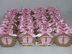 TinyWorks: Box per una nascita tutta rosa