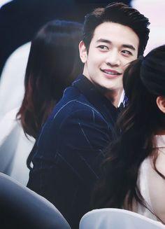 Choi Minho smile
