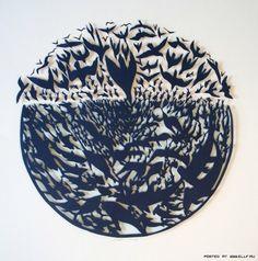 Британская художница Sarah Dennis