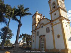 Foto: Igreja de São Gonçalo - Amarantina - Ouro Preto - MG