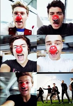One way or another the red nose day