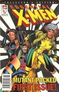 Essential X-Men #1 (1995) Near Mint Collector's Ed. Foil