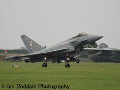 Eurofighter Typhoon FGR2, 29Sqn. RAF
