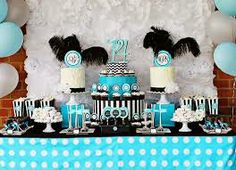 decoracion de mesas para fiestas de cumpleaños - Buscar con Google