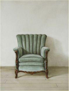 a beautiful chair - A Interior Design Love Chair, Diy Chair, Vintage Chairs, Vintage Furniture, Vintage Armchair, Modern Furniture, Silla Art Deco, Furniture Upholstery, Chair Upholstery Fabric