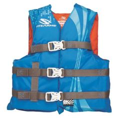 Stearns Youth Watersport Classic Series Vest ** Details can be found by clicking on the image.Note:It is affiliate link to Amazon. #FishItSteadly