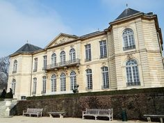 Monuments, French Architecture, Rodin, France, Mansions, House Styles, Decor, Paris Hotels, Breezeway