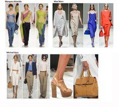 My favourite styles of Spring Summer 2014 COLLECTION apparel, shoes and make up by Marques Almeida, Max Mara, Michael Kors  ------- i miei preferiti della COLLEZIONE moda Primavera Estate 2014 abbigliamento scarpe accessori e trucco