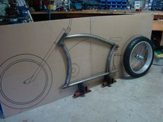 xtremcycles bike build off Velo Tricycle, Trike Bicycle, Trike Motorcycle, Motorcycle Design, Velo Design, Bicycle Design, Custom Motorcycles, Custom Bikes, Chopper Moto