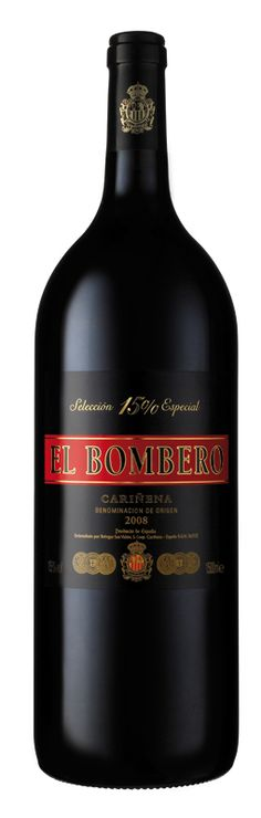 El Bombero Wine If you can ever manage to get a hold of this red wine (is a little on expensive side) it is worth it