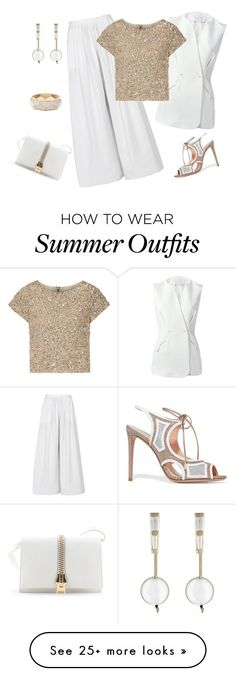 "Collection Of Summer Styles    ""outfit 4233"" by natalyag on Polyvore featuring Tom Ford, The Row, Esteban Cortazar, Monique Péan, Nicholas Kirkwood and Alice + Olivia    - #Outfits  https://fashioninspire.net/fashion/outfits/summer-outfits-outfit-4233-by-natalyag-on-polyvore-featuring-tom-ford-the-row-esteban-corta/"