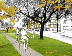 > architectural illustrations | www.heinewelt.dewww.heinewelt.de:
