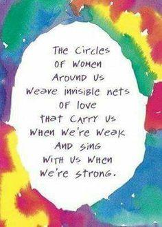 Circles of women