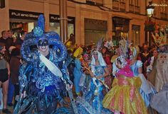 Carnaval 2015 Málaga