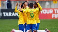 Blog Esportivo do Suíço:  Brasil vira sobre Nigéria e estreia com vitória no Mundial Sub-20