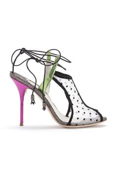 Sophia Webster is such an amazing designer.  Just look at this Resort Wear shoe.  2014