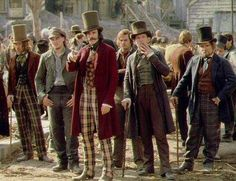 Gangs of New York did some very nice costuming