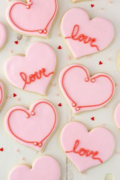 These Heart-Shaped Cutout Cookies are super simple, pretty and great for Valentine's Day! They also make a great treat for gifting. Is there ever really a bad time for a cookie? I think not. And certainly when it comes to holidays where gifts are appropriate, fun decorated cookies are a great option. I tend to …