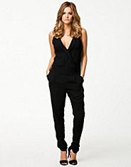 Suit Jumpsuit, Soaked in Luxury