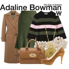 Inspired by Blake Lively as Adaline Bowman in 2015's The Age of Adaline.