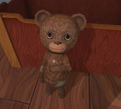 Among The Sleep - Teddy