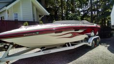 Boat detailing in Yelm!