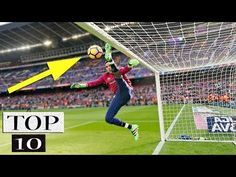 Top 10 Funny Penalty Saves