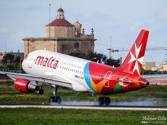 Air Malta --- Airbus A319 --- 9H-AEM   Flickr - Photo Sharing!
