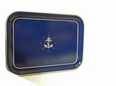Mid Century Anchor Steel Serving Trays  Set of 20 by modalabode