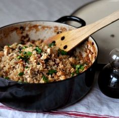 No-Clay-Pot Chicken Casserole Recipe: Chinese No Clay-Pot Chicken with Soy & Ginger — Best Healthy Casseroles ContestRecipe: Chinese No Clay-Pot Chicken with Soy & Ginger — Best Healthy Casseroles Contest Dutch Oven Cooking, Dutch Oven Recipes, Cast Iron Cooking, Cooking Recipes, Dutch Ovens, Cooking Rice, Bulk Cooking, Cooking Classes, One Pot Dinners