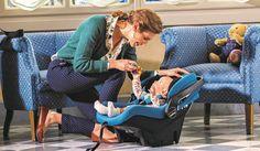 Bebê conforto da Burigotto Peg-Pérego! Clique na foto e confira as dicas técnicas para não errar na hora de escolher o bebê conforto e o carrinho de bebê!