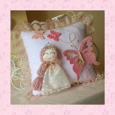 Prensesli Takı Yastığı 5