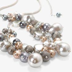"Genuine 4x6mm naturel bleu clair jade Facettes Gems Beads Necklace 18/"""