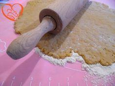 Pasta sfrolla con farina di ceci
