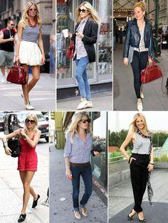Sienna Miller, style icon