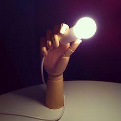 Precisando de uma mãozinha na iluminação?