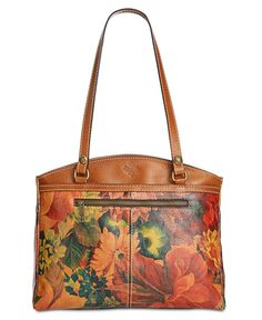 Patricia Nash Poppy Satchel Painted Bags, Patricia Nash, Classic Outfits,  Classic Clothes, e059d28647